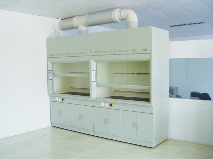cold -roll steel chemical fume hood