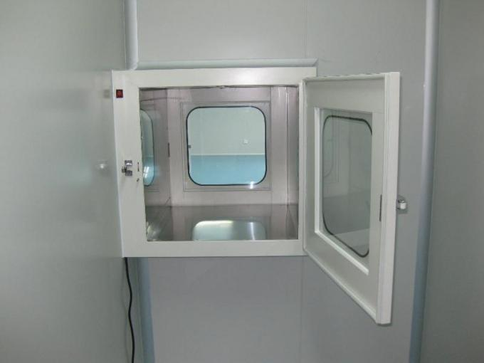 best quality Cleanroom transfer window Dynamic pass box for cleanroom in china