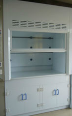China Polypropylene fume chamber, PP ventilation hood supplier