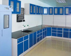 China Custom Made Lab Bench Furniture With Lab Bench Furniture And Modular Lab Furniture supplier