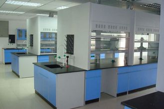 China Lab Furniture Table Equipment,Lab Working Table And Bench ,Central Bench, supplier