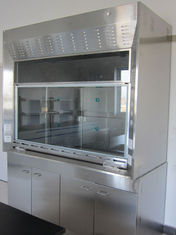 China Stainless steel laboratory fume hood china supplier supplier