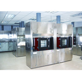 China Stainless steel laboratory fume cabinet equipment  for lab furniture equipment in college supplier