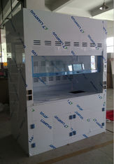 China 800W - 1400W Laboratory Chemical Fume Hood with 20W * 1 UV Lamp supplier