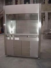 China Stainless steel laboratorydetoxification cabinet equipment for lab furniture equipment i supplier
