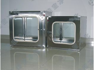 China best quality Cleanroom transfer window Dynamic pass box  for cleanroom in china supplier