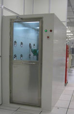 China Automatic Induction Modular Cleanroom Air Shower china manufacturer  For GMP Workshop supplier