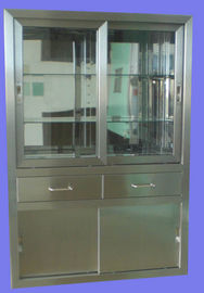 China full Stainless Steel  medical Cabinet for lab furniture cabinet equipment supplier