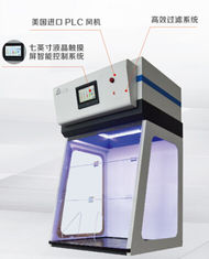 China ductless chemical fume hood| ductless fume hood labconco|ductless fume hood filter supplier