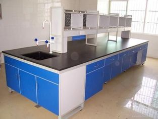 China university lab furniture with steel wood lab furniture and wood drawer lab furniture supplier
