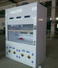 China Laboratory pp  Fume Hoods Manufacturing PP Lab fume hood Products For Oversea Suppliers supplier