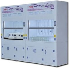 China Laboratory pp  Fume cabinets Manufacturing PP Lab fume cabinet Products For Oversea Suppliers supplier