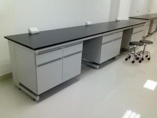 China Flexible Biology  Science Lab Work Bench  furniture For University / Hospital?college?school supplier