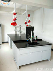 China Science Modular Lab Tables Furniture For University / College / School / Hospital Laboratory supplier