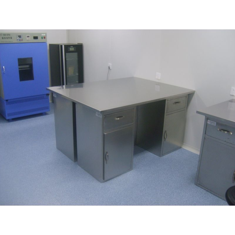 Stainless Steel Lab Bench Furniture For Food Stainless