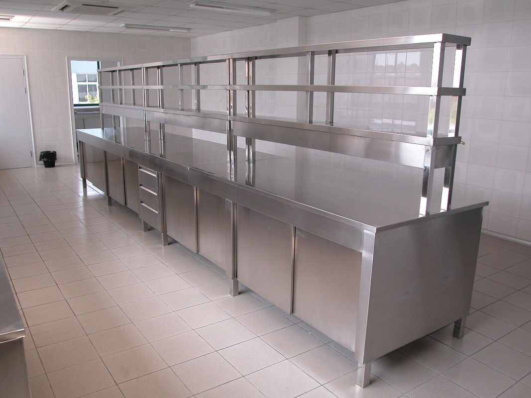 Stainless Steel Lab Workbench Stainless Steel Lab Workbenches Stainless Steel Workbench