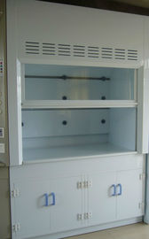 China Scientific pp fume hood manufactory resisting the strongest acid and alkali in 2104 factory