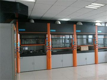 The latest style laboratory fume hood production for chemical steel lab fume hood