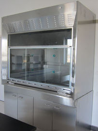 Stainless steel lab fume hood,Stainless fume hood,Stailnless fume hoods