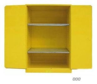 China Flammable Liquid safety cabinet for flammables factory